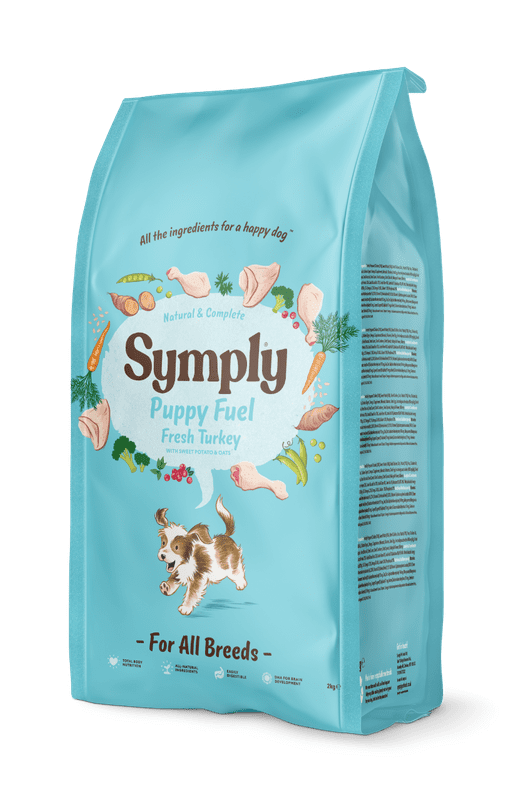 symply dog food puppy - power pet gmbh - linthal