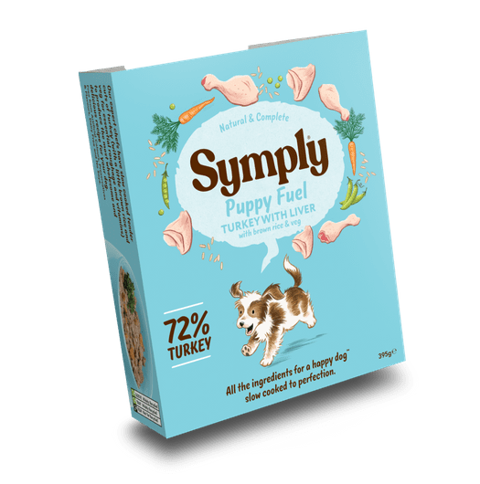 symply dog wet food puppy - power pet gmbh - linthal